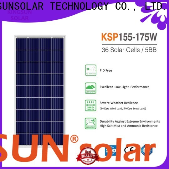 Best solar panel modules company for Environmental protection