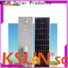 Best solar powered street lights factory for Environmental protection