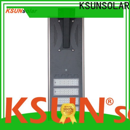 Custom solar powered outdoor street lights for business for powered by