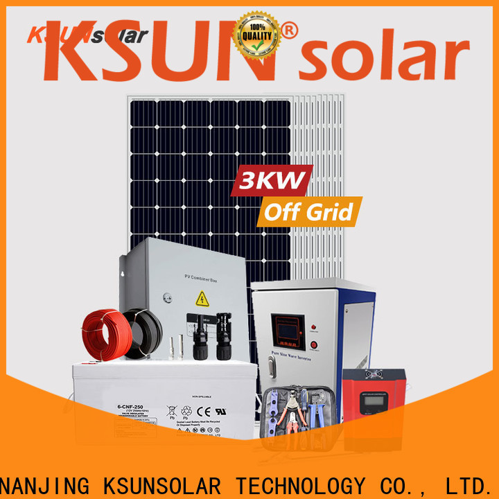 off grid solar energy systems company For photovoltaic power generation