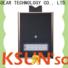 KSUNSOLAR New solar outdoor street lights manufacturers for Energy saving