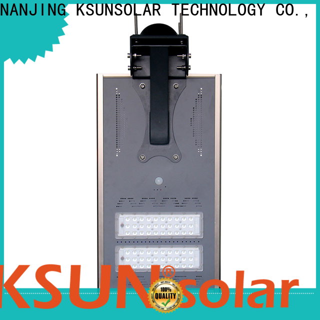 KSUNSOLAR Best solar street light made in china for business for powered by