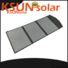 KSUNSOLAR High-quality portable solar power charger company for powered by