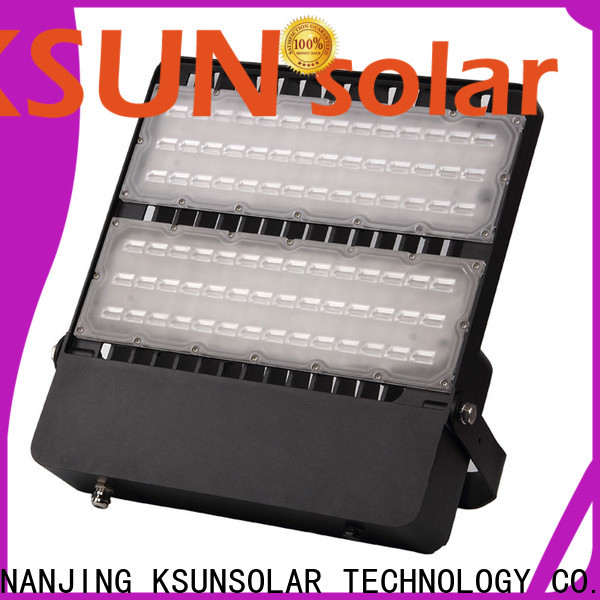KSUNSOLAR Wholesale solar security flood lights for business for powered by