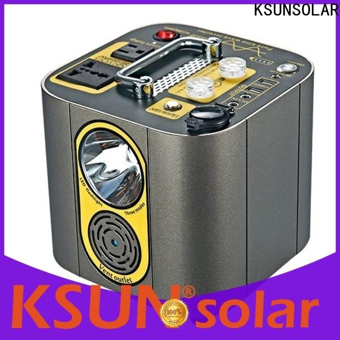 KSUNSOLAR New best solar equipment factory for Energy saving