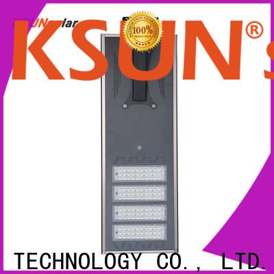 KSUNSOLAR Latest solar powered street lights for business For photovoltaic power generation