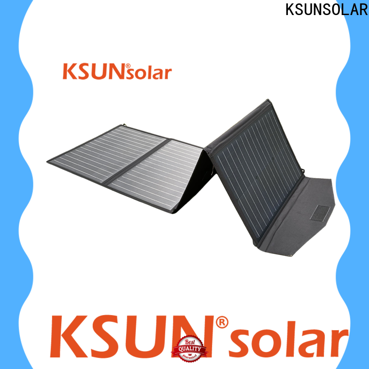 folding solar panel for business for Environmental protection