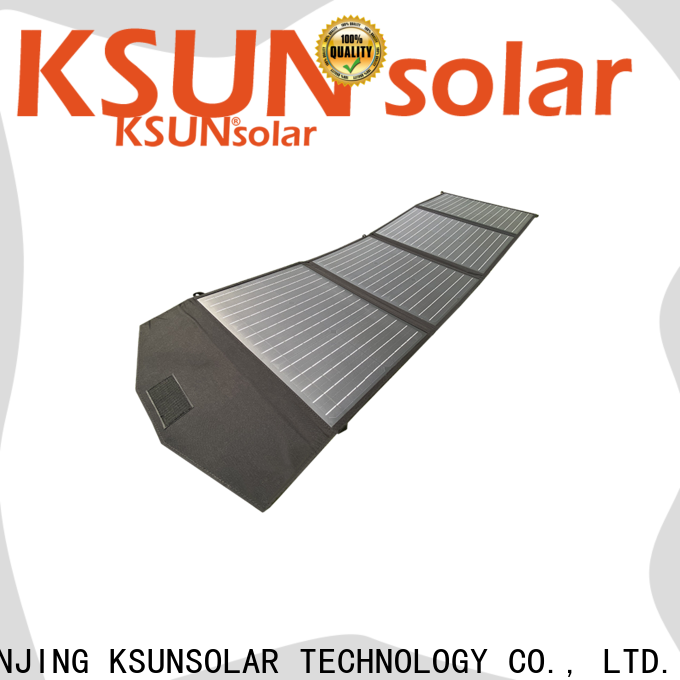 Top best foldable solar panel factory for powered by