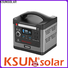 KSUNSOLAR New portable solar power supply Supply for powered by