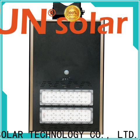 KSUNSOLAR solar powered street light Supply for Power generation