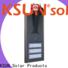 KSUNSOLAR solar street lights for business for Environmental protection