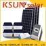 KSUNSOLAR hybrid solar panel Supply for Power generation