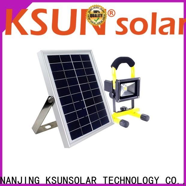 Top solar floodlight Supply for Energy saving