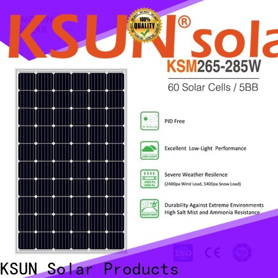 High-quality solar power solar panels company for powered by