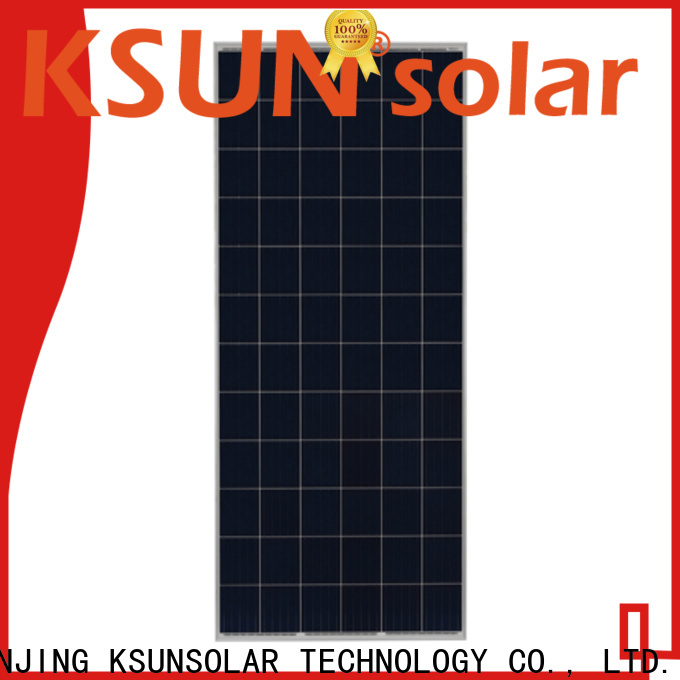Top poly panel manufacturers factory for Environmental protection
