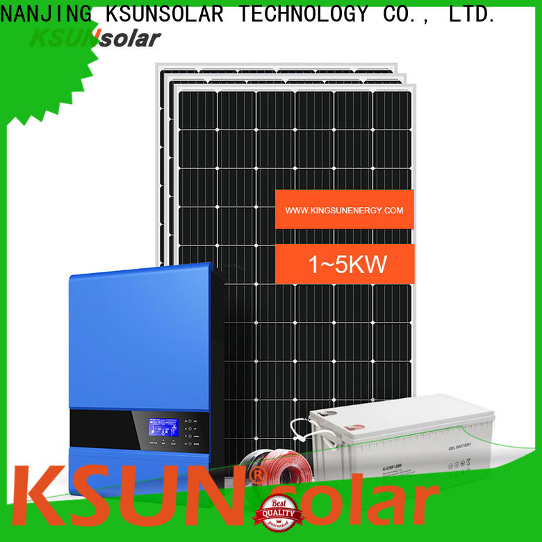 best off grid solar power system manufacturers for Environmental protection