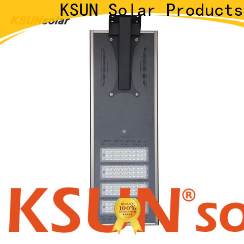 Wholesale solar powered outdoor street lights for Environmental protection