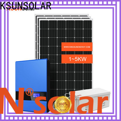 KSUNSOLAR off grid solutions Suppliers for Power generation
