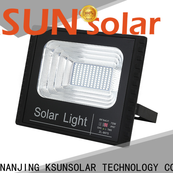 Top high powered solar flood lights manufacturers For photovoltaic power generation