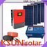 KSUNSOLAR New solar panels off grid power systems factory For photovoltaic power generation