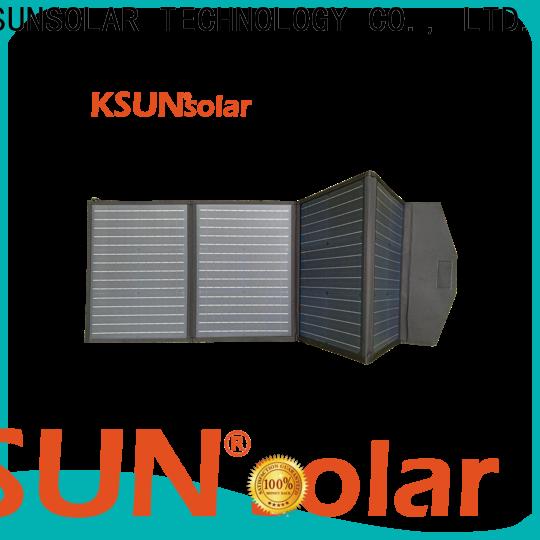 KSUNSOLAR best foldable solar panel for business for Power generation