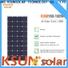 KSUNSOLAR mono panels for business For photovoltaic power generation