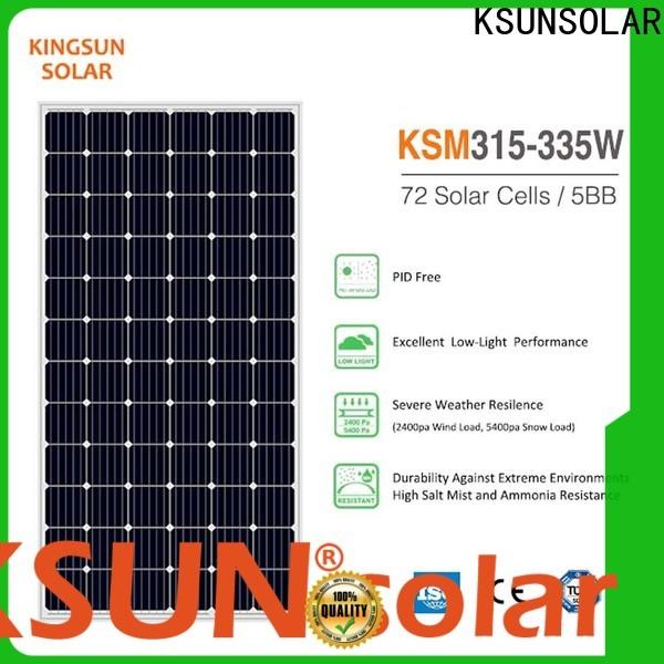 KSUNSOLAR solar energy and solar panels for business For photovoltaic power generation