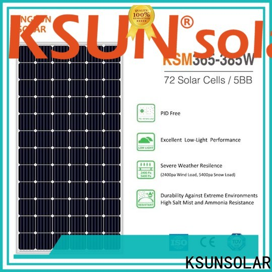 Latest solar module company For photovoltaic power generation