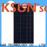 KSUNSOLAR polysilicon solar panels Supply for Power generation