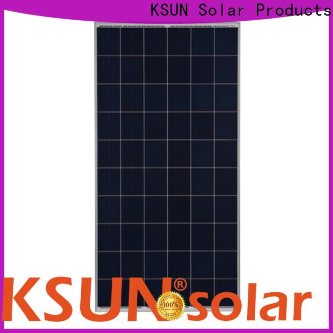 KSUNSOLAR high efficiency solar panels company for Energy saving