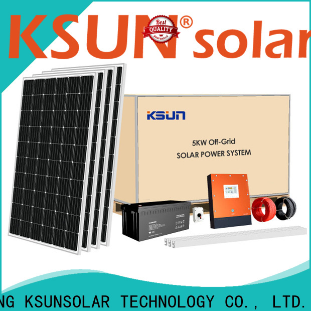 Custom solar power systems prices manufacturers for powered by