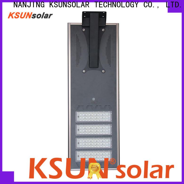 KSUNSOLAR high power solar street light For photovoltaic power generation