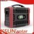 KSUNSOLAR New solar system equipment suppliers for business for Energy saving