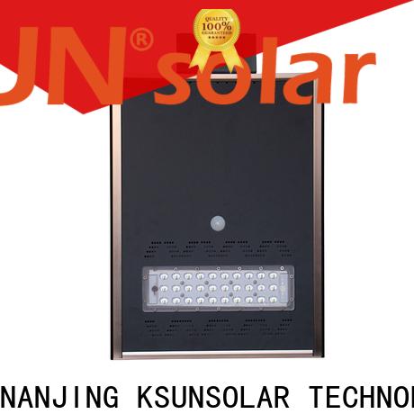 Custom best solar powered street light manufacturers for Power generation