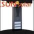 KSUNSOLAR solar street light benefits Supply for powered by