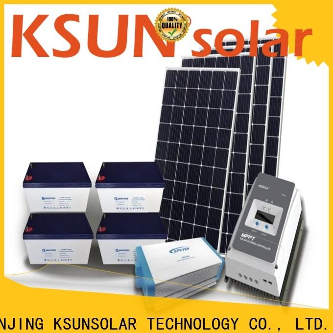KSUNSOLAR Custom hybrid power system For photovoltaic power generation