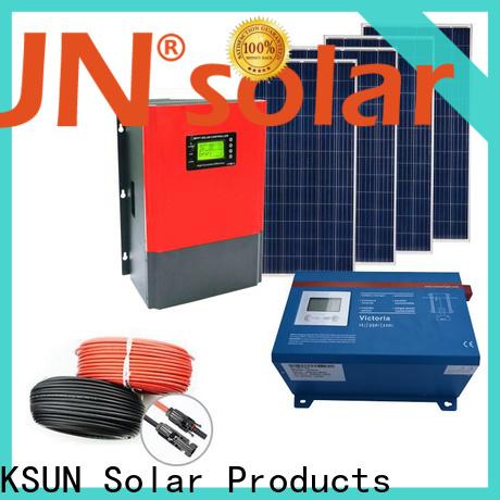 KSUNSOLAR Custom off grid solar system suppliers for business for Energy saving