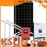 Top solar power system kit factory for Power generation