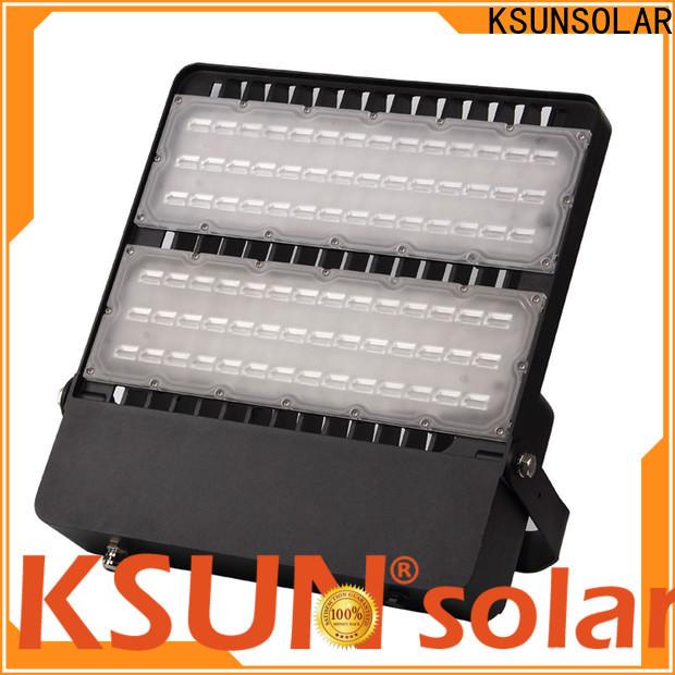 KSUNSOLAR light led solar factory for Power generation