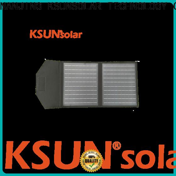 Custom solar panel equipment for Power generation