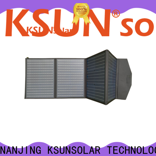 Top portable solar charger company for Power generation