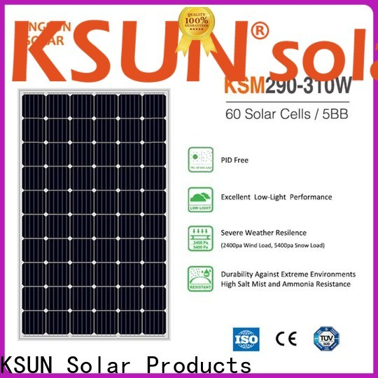 Top monocrystalline panels factory for Environmental protection