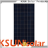 KSUNSOLAR Latest polycrystalline silicon solar panels Suppliers for Environmental protection