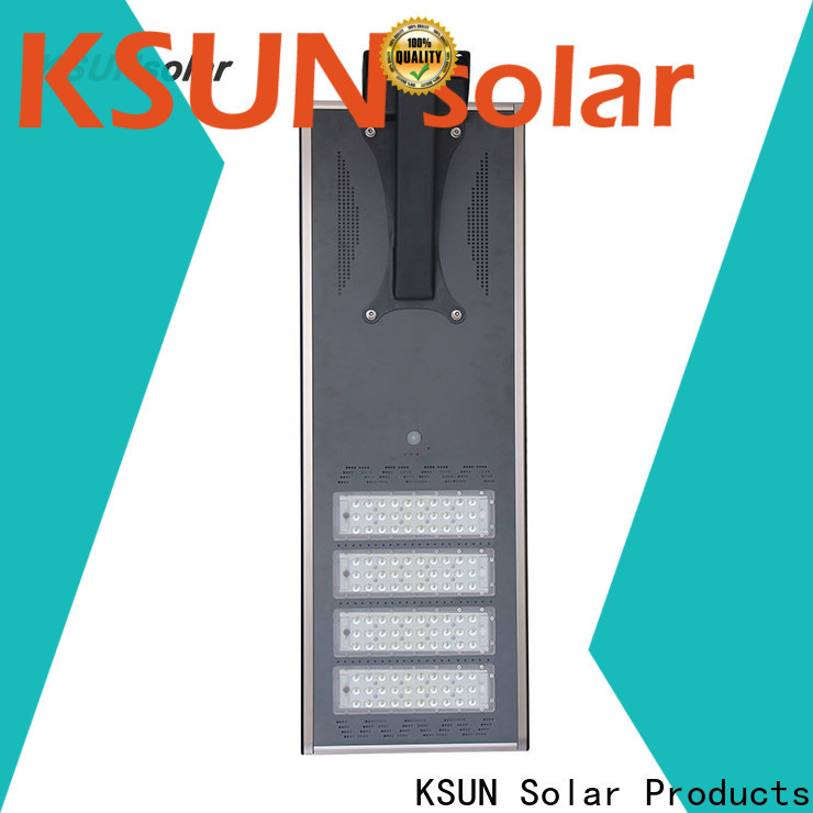 KSUNSOLAR High-quality solar led exterior lights for business for powered by
