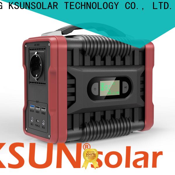 KSUNSOLAR solar powered generator manufacturers for Power generation