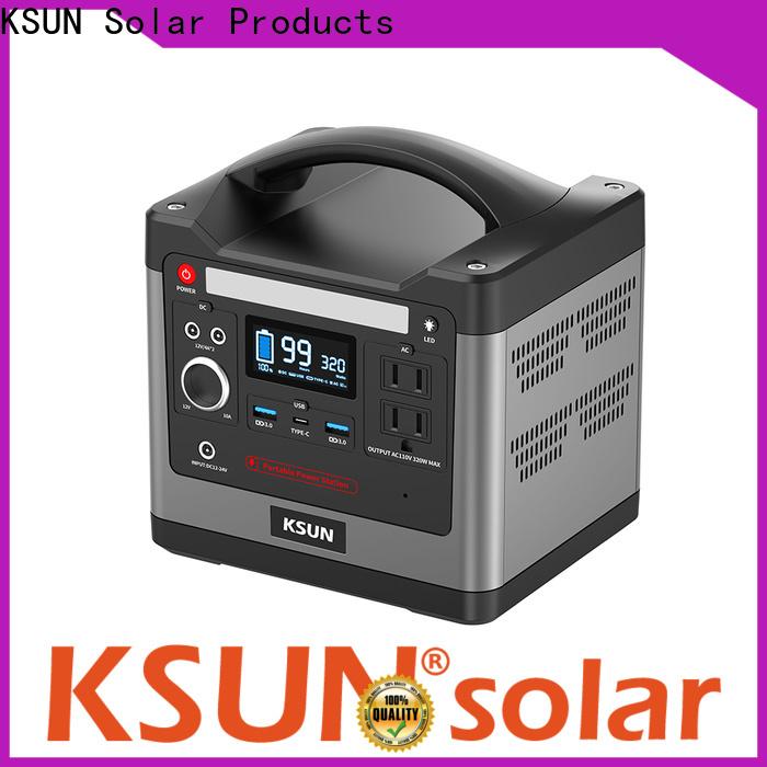 KSUNSOLAR portable solar power supply Suppliers for Power generation