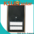 solar powered street lamp for powered by