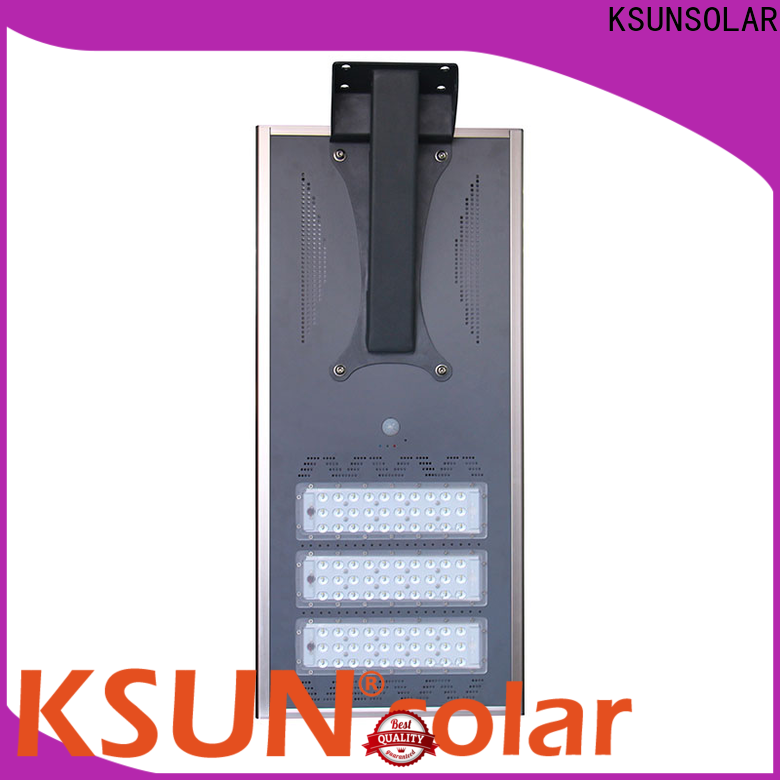 KSUNSOLAR solar street lighting factory for Power generation