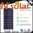 KSUNSOLAR Latest photovoltaic solar panel Supply for powered by