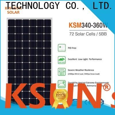 KSUNSOLAR solar power module Suppliers for Environmental protection